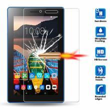 Защитное закаленное стекло для экрана lenovo Tab 3 7 Эфирное TB3-710F 710i 730 TB3-730F 730M Tab3 Plus 7 7703 7703X стекло для планшета