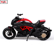 Maisto 1:18 16 styles Ducati Big devil original authorized simulation alloy motorcycle model toy car gift collection