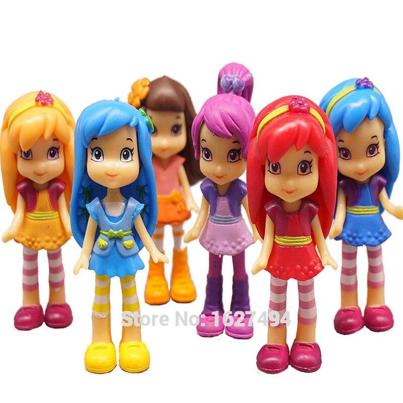 Online Get Cheap Strawberry Shortcake Toys -Aliexpress.com ...
