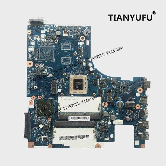 Carte mère pour ordinateur Lenovo (ACLU7/ACLU8 NM A291), carte mère pour ordinateur Lenovo Z50 75 G50 75M G50 75 (pour processeur AMD A8 7100), testée