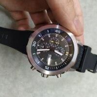 Oem AAA Watches Luxury Men Quartz Black Movement Watch Sport Self wind Watches Men's Wristwatches IW391029