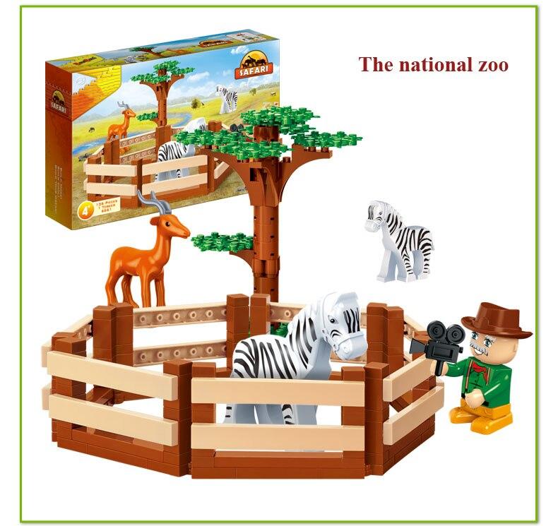 Creative Uses For Bricks: 136pcs BanBao New Creative DIY Building Bricks Toys For