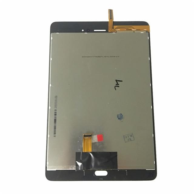 Đối Với Samsung Galaxy Tab MỘT SM-T355 T355 T350 SM-T350 LCD Hiển Thị với Màn Hình Cảm Ứng Digitizer Bảng Điều Chỉnh Phần Máy Tính Bảng Màn Hình Lcd & tấm