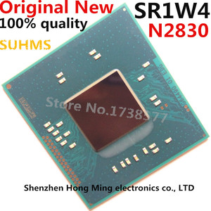 Image 1 - 100% New N2830 SR1W4 BGA Chipset