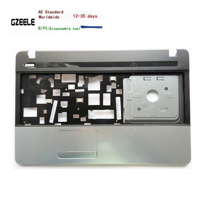 Majuscules Pour ACER pour Aspire E1-521 E1-531 E1-571 E1-521G E1-571G Repose-poignets clavier cas C couverture shell
