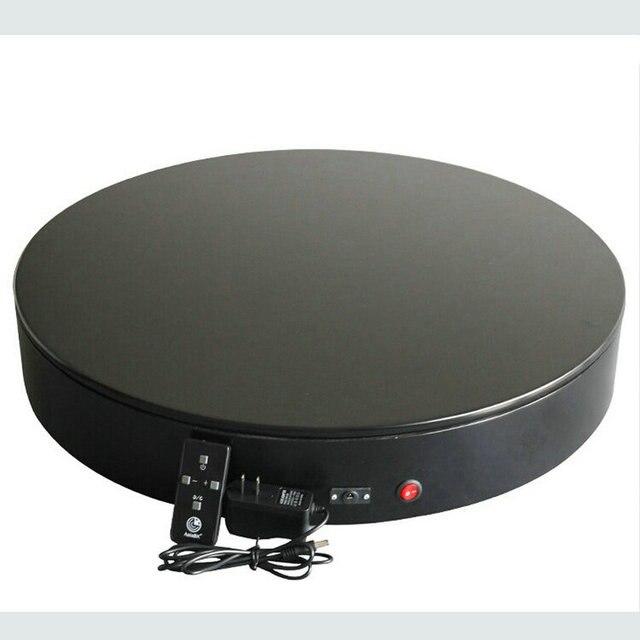 3 Изменение Скорости Дистанционного И Ручного Управления 60/90/120 Сек/Круг 60X10 СМ Электрический поворотный Дисплей Стенд Поворотный Модель Показать