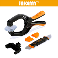 JAKEMY Phone LCD Screen Opening Pliers Spudger Pry Tools For IPhone Samsung Ipad Tablet Mobile Phone