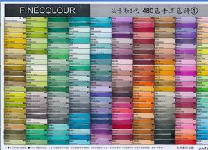 Image 5 - Finecolour 480 Colors Dual Brush Markers EF102 Set Alcohol Based Ink Sketch Art Marker School Supplier