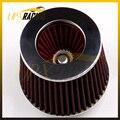 Auto Universal super power Toma de aire filtro de aire de alto flujo 60 MM 65 MM 70 MM 80 MM 90 MM