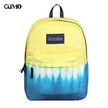 цена на Ou Mo brand Mini Bag laptop anti theft backpack feminina backpack Women Bag man two Color teenagers Boys/Girls Schoolbag