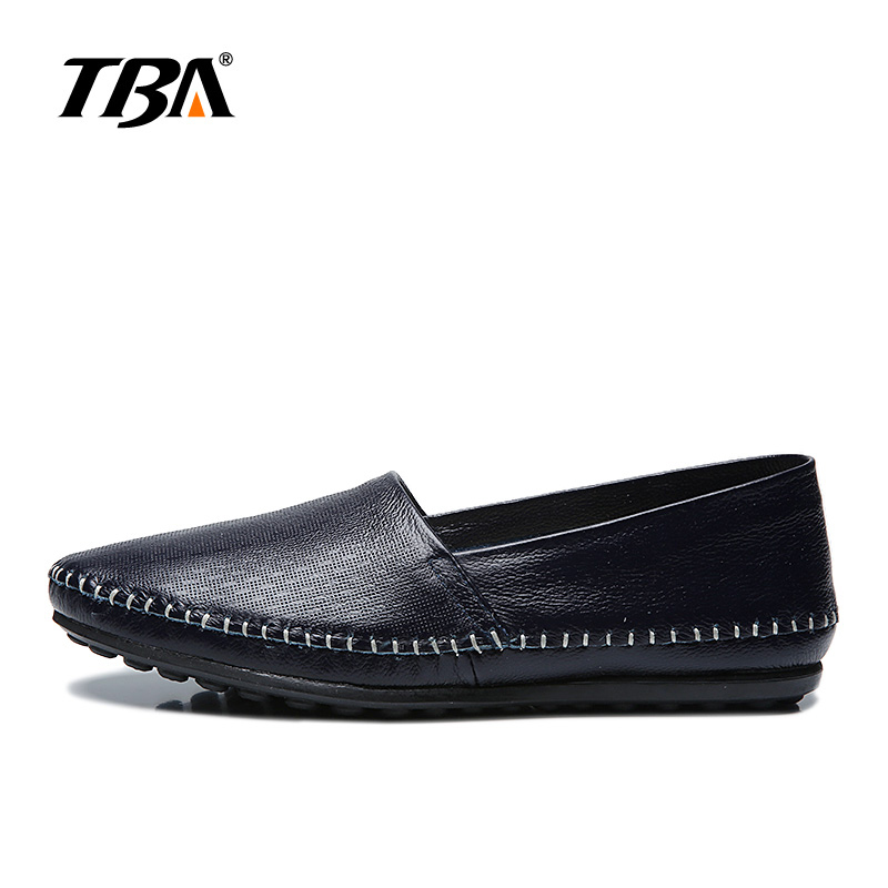 TBA Man Casual Shoes Genuine Leather shoes Fashion footwear for Man 5887