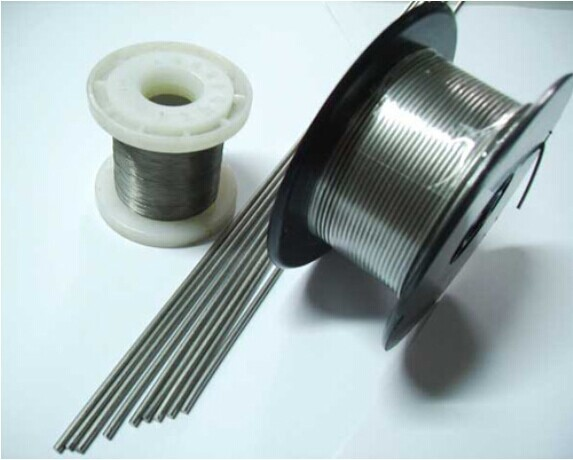 Dia 2mm grade 2 Titanium Welding wire titaniun straight wire