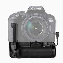 Новый Profeesional multi Мощность Батарея ручка обновления держатель для Canon EOS 800D/Rebel T7i/77D/поцелуй X9i DSLR камеры работать с LP-E17