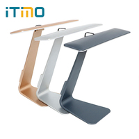 ITimo Touch light Ultra-thin Novelty Indoor Lighting USB Charging Angle adjustment Led Table Lamps 3 Modes Desk Lamp