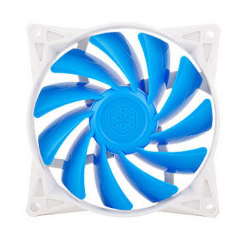 все цены на Blue 9 cm 12V DC 5V DC 11 Leaf Fan 90 mm PWM Control Mute Fan CPU Case 92(L)*92(W)*25(H) Rated Voltage 12V DC Cooling Fans онлайн