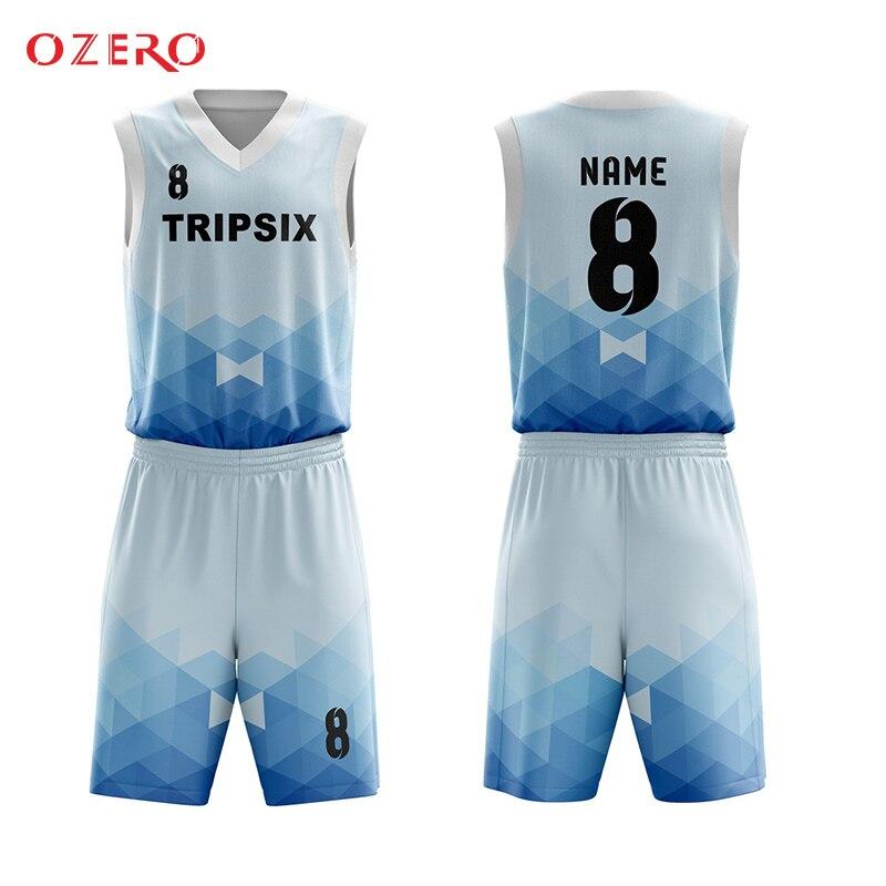 Flight Tracker Digitaldruck Verarbeitung Professionelles Design Männer Basketball Shirt Und Shorts Geschickte Herstellung