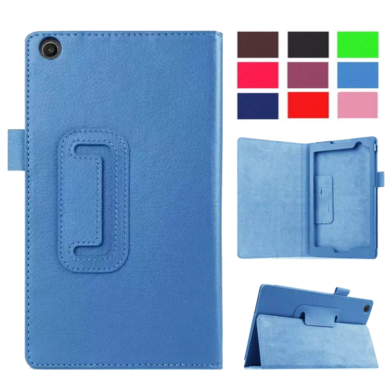 For Asus Zenpad C 7.0 Z170 PU Leather Cover Case For Asus Zenpad C 7.0 Z170 Z170C Z170MG Z170CG Folded Flip Stand Tablet Cover