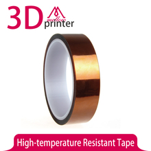 DIY Аксессуары 20 мм Высокая термостойкость Ленты для 3D Принтер платформы