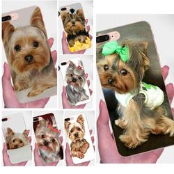 На Алиэкспресс купить чехол для смартфона tpu fashion case cover for galaxy j1 j2 j3 j330 j4 j5 j6 j7 j730 j8 2015 2016 2017 2018 mini pro yorkshire terrier dog puppy