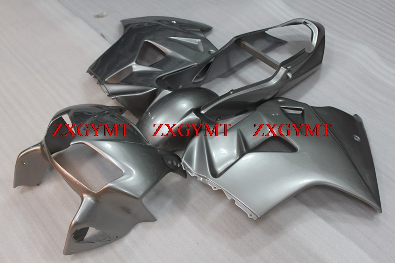 Bodywork for VFR 800 1998 - 2001 Fairings VFR 800 1998 Silvery Plastic Fairings VFR800 1998Bodywork for VFR 800 1998 - 2001 Fairings VFR 800 1998 Silvery Plastic Fairings VFR800 1998
