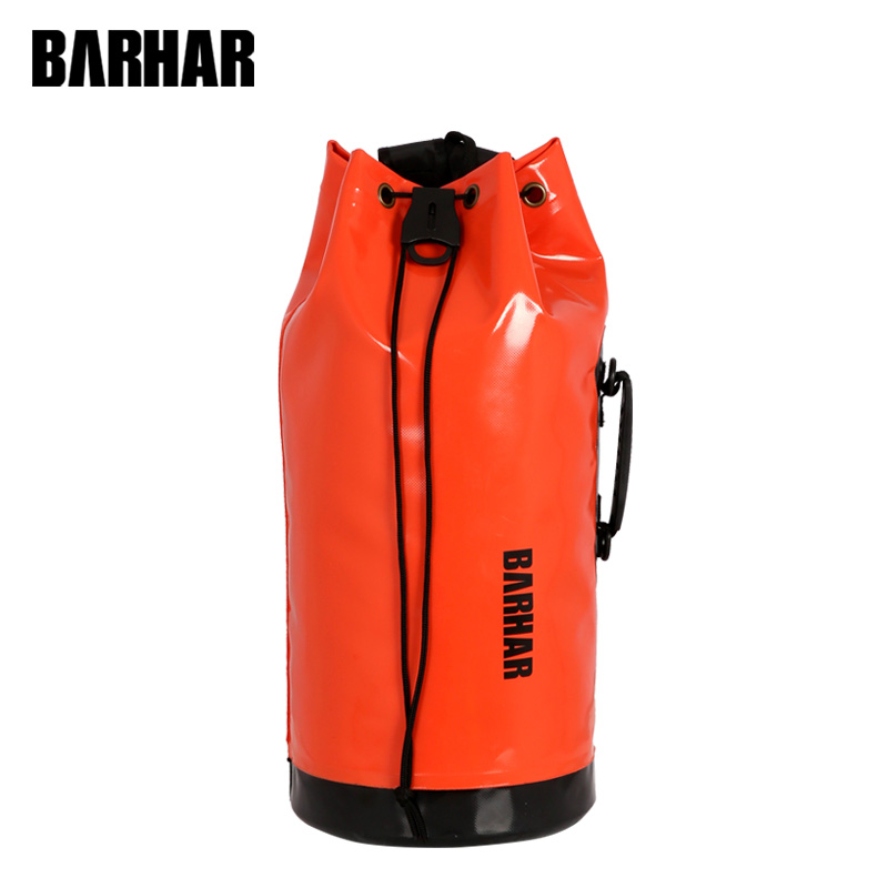 25L PVC Wear-Proof Rock Climbing Rope Cave Bag For Canyoning In Varnished Canyon Canvas Rescue Caving Backpack BARHAR hot in hellcat canyon