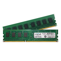 High Quality Crucial Memory Ram 1.35v DDR3L 1600Mhz 4GB 8GB for Desktop Memoria PC3L 12800 Compatible with DDR3 1333Mhz 1066Mhz