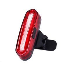 Rear Bike light Taillight Safety Warning USB Rechargeable Bicycle Light Tail Lamp Comet LED Cycling Bycicle Light tail light