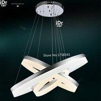 Modern LED Lamp Chandelier Fitting Fashion Designer LED Chandeliers