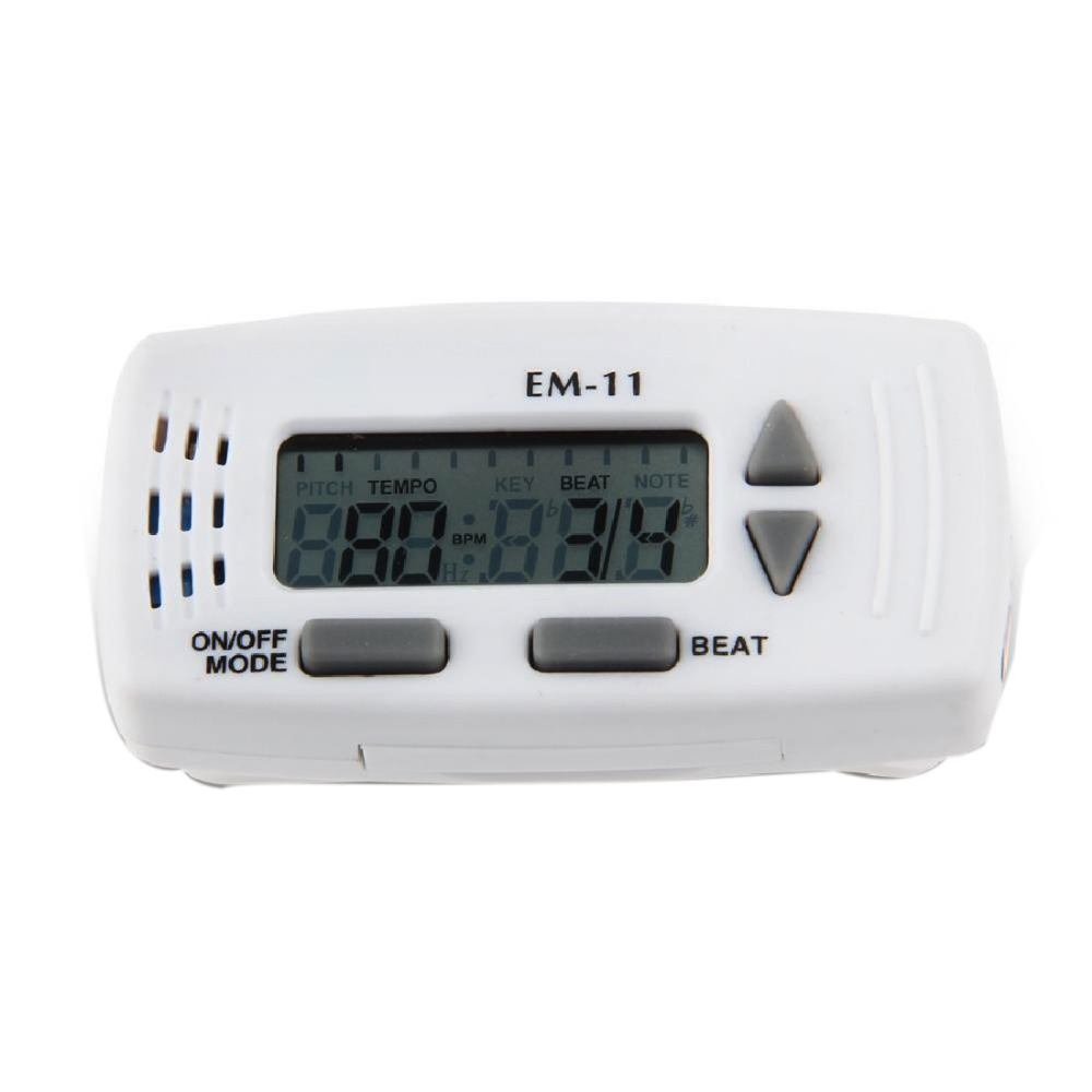New Hot Sale Mini Professional Multifunctional Digital Music Beat Tempo Metronome Instrument Accessories