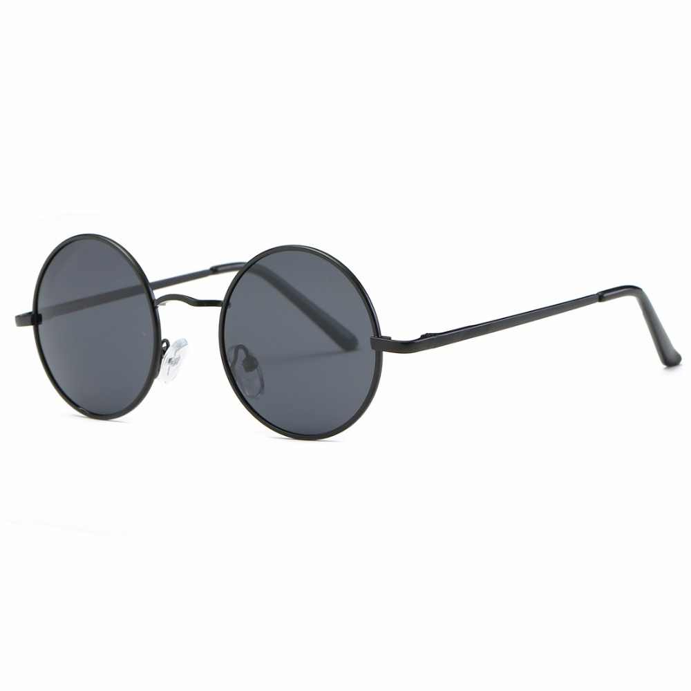 AEVOGUE מקוטב משקפי שמש לגברים/נשים קטן עגול סגסוגת מסגרת קיץ סגנון יוניסקס שמש משקפיים UV400 AE0518