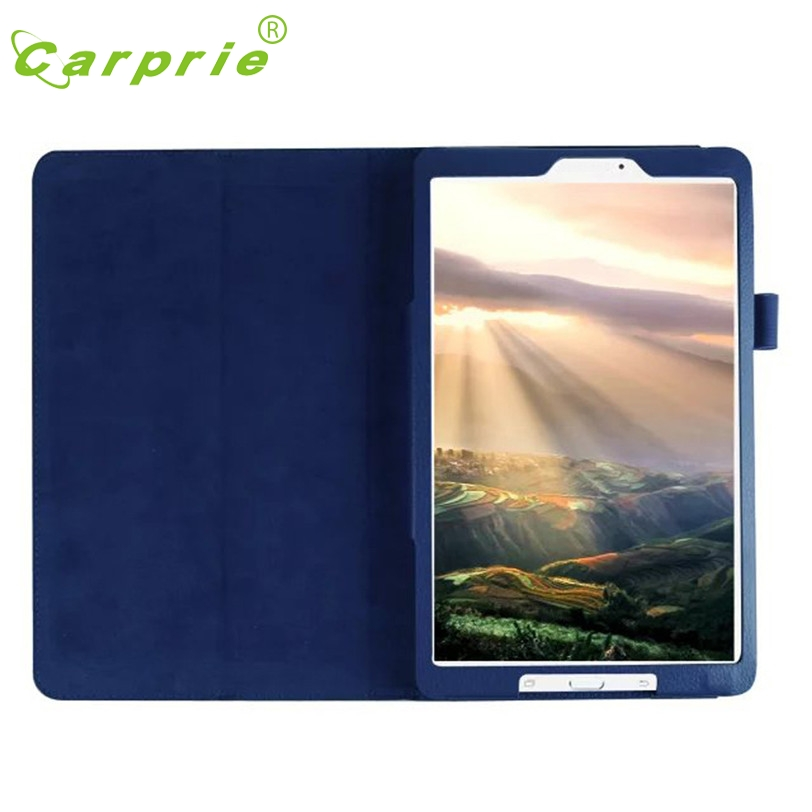 CARPRIE For Samsung 9.6inch Tablet Case PU Leather Cover Case For Samsung Galaxy Tab E T560/T561 +Tocuh Pen Feb6 MotherLander