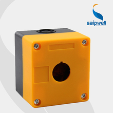 CE Approved Waterproof Button Switch Controlled Box/ 1 Holes  Push Button Box (IP65)  71*71*63mm