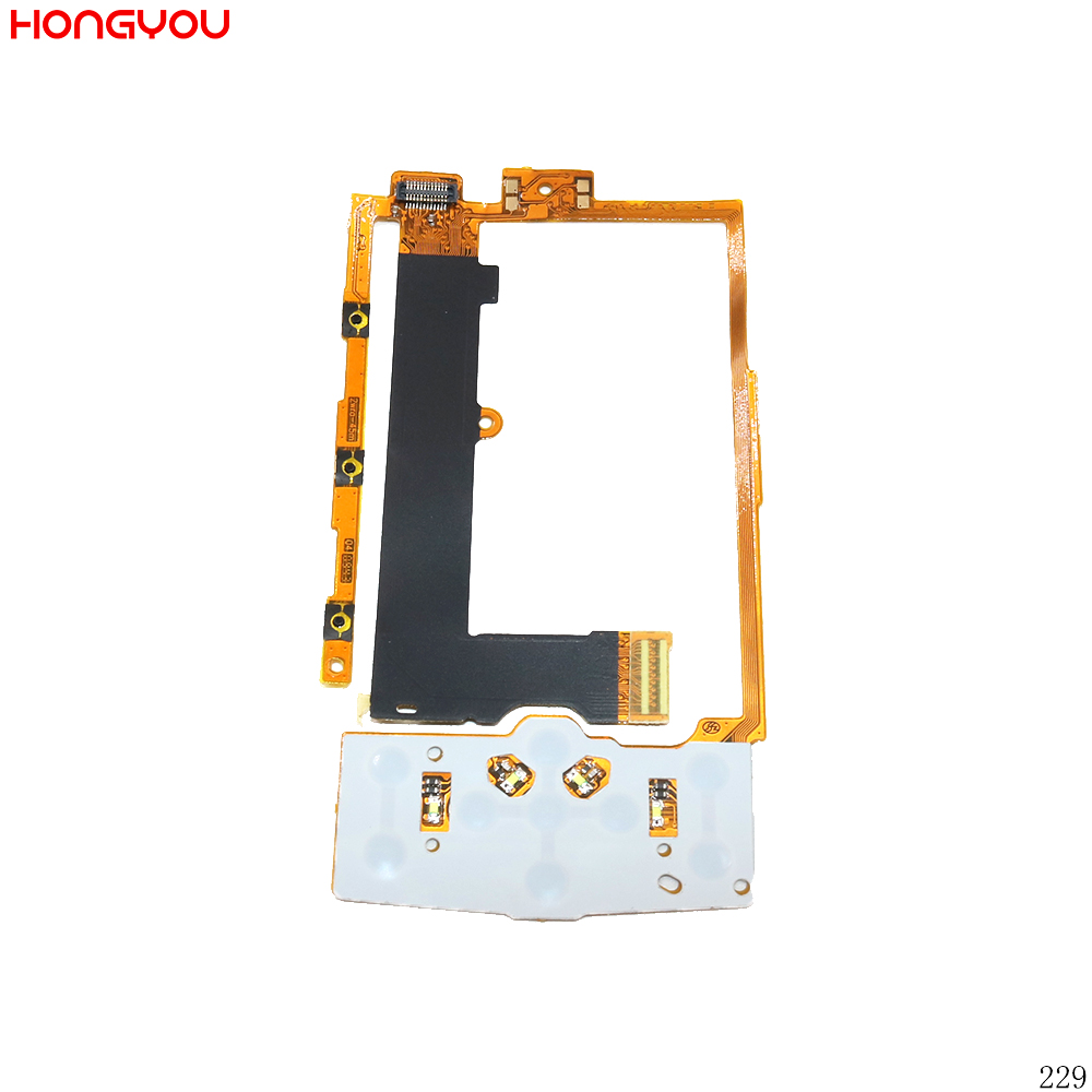 For Nokia X3 X3-00 Keypad Keyboard Function Keys Slide Flex Cable
