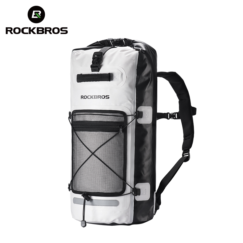 ROCKBROS Bike Luggage Bags Waterproof Outdoor Sports Cycling Hiking Travel Bag Portable Folding Bicycle Backpack luggage