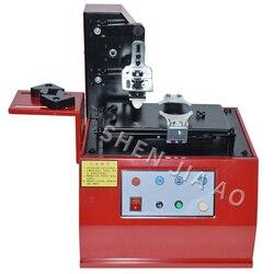 Wysokiej jakości TDY-380C pulpit elektryczny maszyna drukarska  data maszyna drukarska  tusz kodowania maszyny 110 V/220 V 1 pc