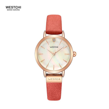 Brand Luxury Ladies Watch Fashion High Quality Leather Strap Waterproof Elegant Women Quartz Watch Relogio Feminino Relojes