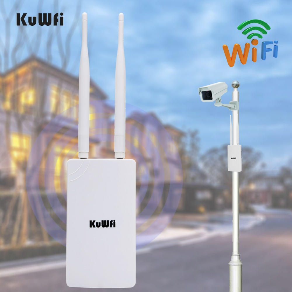 2 4GHz 300Mbps High Power WiFi Repeater Extender Wide Area Indoor Wi Fi Amplifier With 360