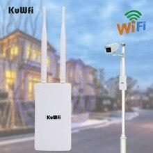 Extensor de repetidor WiFi de alta potencia de 2,4 GHz y 300Mbps, amplificador WiFi de área amplia para interiores con antenas omnidireccionales de 360 grados