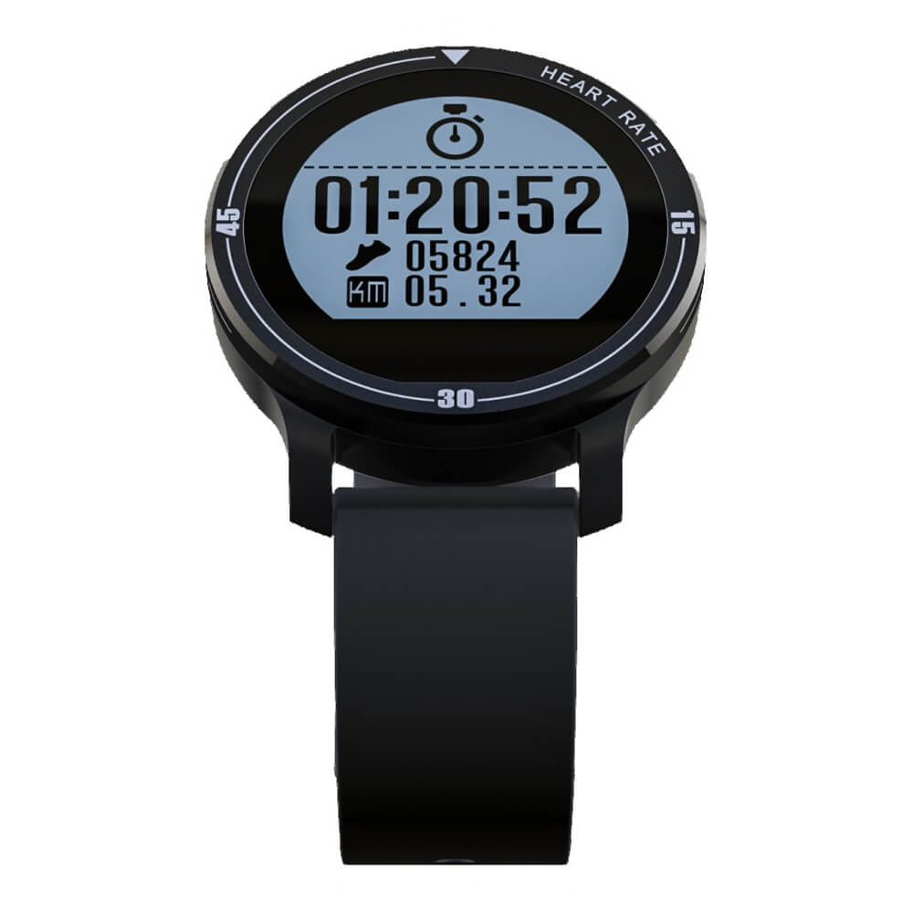 MAKIBES AEROBIC A1 SMART SPORTS WATCH BLUETOOTH DYNAMIC HEART RATE MONITOR SMARTWATCH S200 231407 8