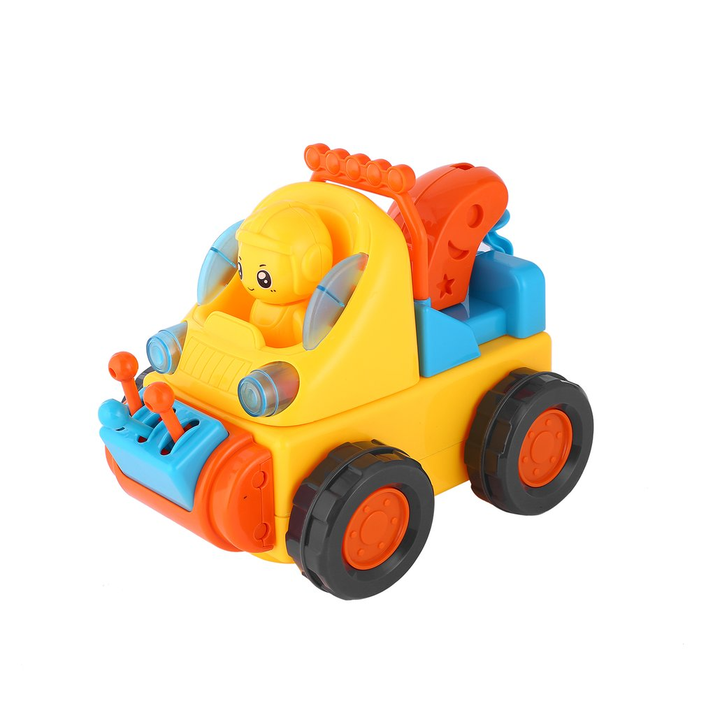 Kids Car Toys for Children Pop Christmas Gift Kids Baby Boy Disassembly Engineering Vehicle Truck Assembly Car Educational Toy