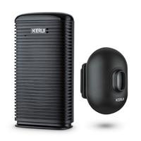 KERUI DW9 открытый Беспроводной дома охранной сигнализации Водонепроницаемый PIR инфракрасный детектор движения дорога гараж охранной сигнали...