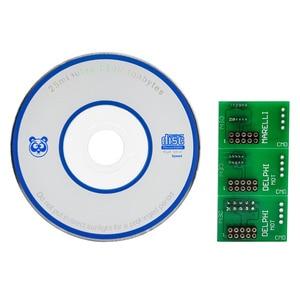 Image 4 - 2020 nominal envío gratis gran oferta 100% de alta calidad BDM 100 ecus BDM 1255 programador BDM100 CDM1255 adaptador