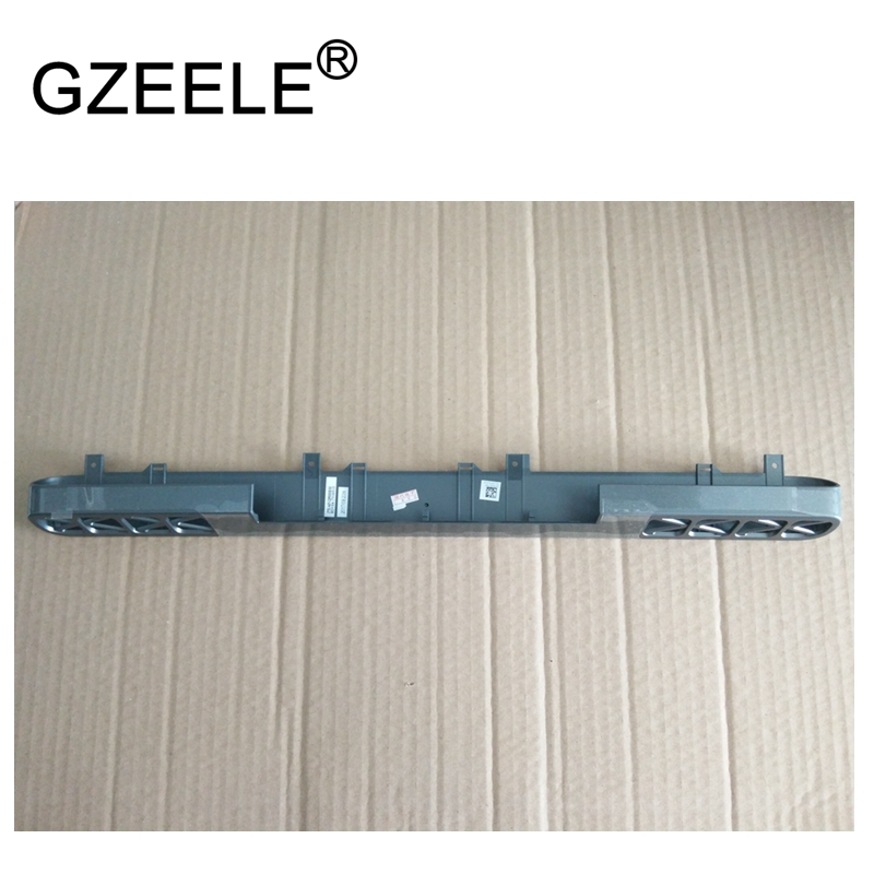 GZEELE New laptop parts for DELL Inspiron 15 MASTER15 7566 7567 hing tail REAR COVER 0D4X69 Bottom Base Cover Case Exhaust port free shipping new for dell insprion 15z 5523 laptop base cover 0ycm9h bottom housing 15 6 inch