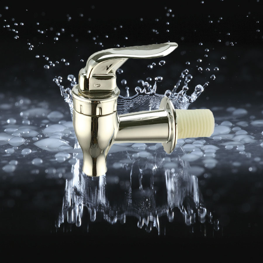 GJ 160 small plastic beverages faucets taps-in Water Dispenser Parts ...
