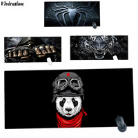 Viviration Computer Gaming Mouse Mat 900x400mm Super Large With Edge Locking Mouse Mat Pad Top Selling Notebook Laptop Mouse Pad