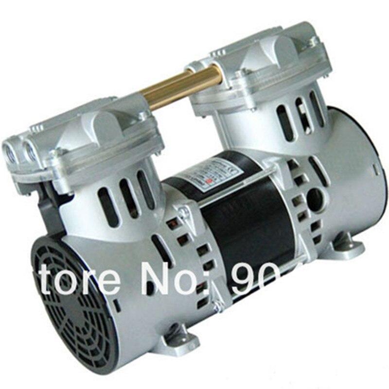Longlife, haute performance piston Oill livraison l'aquaculture compresseur pompe, air compresseur AC 220 v/110 v 50 HZ/60 HZ