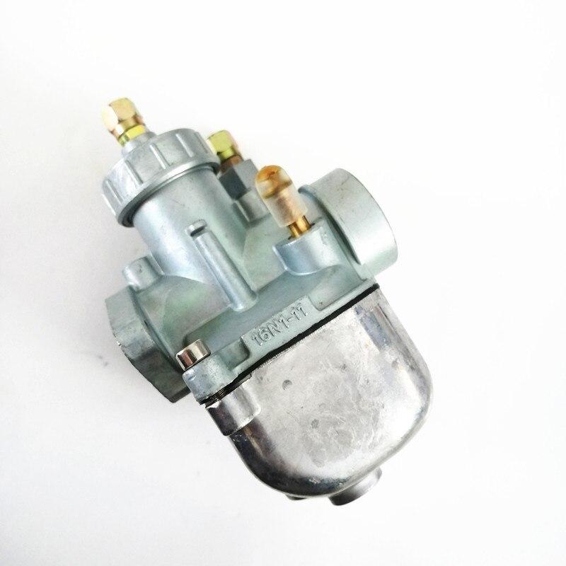 Moto Carburateur Vergaser 16N1-11 passend Trouvée pour Simson S50, S51 S70 19mm spécifique performance carburateur