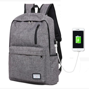ozuko men backpacks new design waterproof anti theft usb charge large travel bag 15 6 laptop backpack school bags for teenagers New Fashion Backpack Men Backpack Women Travel Bag Men's School bags Men Laptop Backpacks USB Charging Backpacks For Teenagers