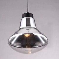 Nordic простота Современная латунь лампы бар таблиц ресторанов Персонализированные Hotel подвесные светильники LO7282