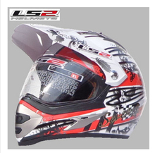 cross-country motorcycle  helmet full helmet winter helmet off-road car / high cost for LS2 MX433